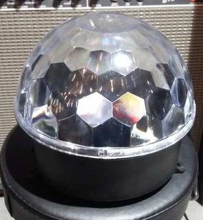 Bola Leds, Efecto Luces Dmx Y A Control E-lighting Cls-155