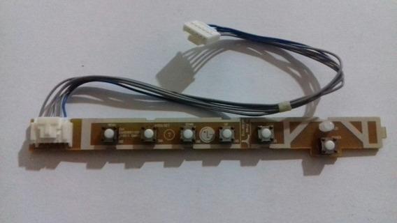 Placa Do Teclado Monitor Lg E1641