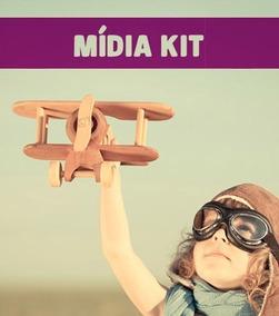 Mídia Kit + Brinde Cartão De Visita