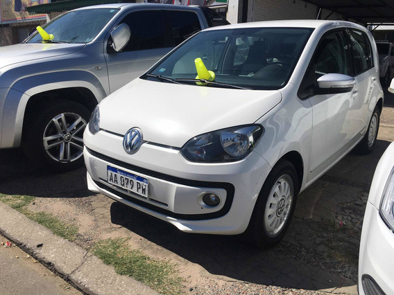 Volkswagen Up! 2014 1.0 White Up 75cv