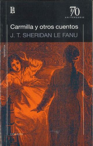 Carmilla Y Otros Cuentos - Sheridan - Losada