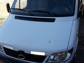 Mercedes-benz Sprinter 2.1 313 Chasis Cab 3550 S-airgab 2009