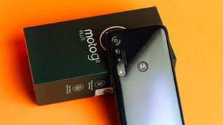Celular Motog8 Plus
