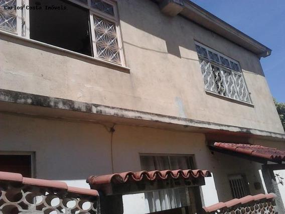 Casa Para Venda Em Rio De Janeiro, Ribeira, 5 Dormitórios, 2 Suítes, 3 Banheiros - Vrm02_1-325878