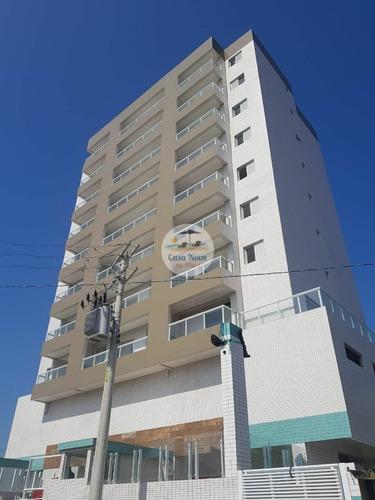 Imagem 1 de 22 de Apartamento À Venda No Bairro Caiçara - Praia Grande/sp - 479