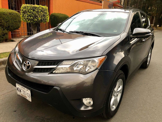 Toyota Rav4 Limited Piel Qc Factura Original 4x4 2 Llaves