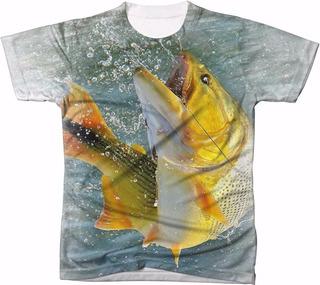 Camisa Camiseta Personalizada Pesca Pescaria Peixe Mar 50