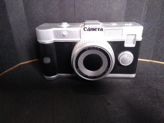 Cofre Camera Maquina Fotografica Modelo Anos 70