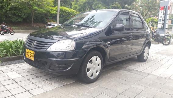 Renault Logan Familier Con Aire Acondicionado
