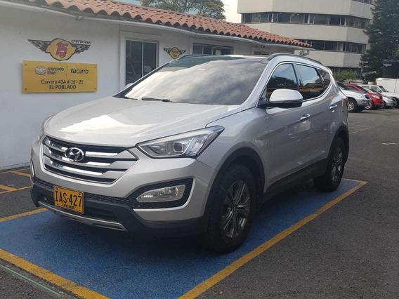 Hyundai Santafe Gls