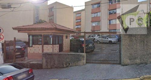 Imagem 1 de 24 de Apartamento Com 2 Dormitórios À Venda, 48 M² Por R$ 287.000,00 - Lauzane Paulista - São Paulo/sp - Ap0592