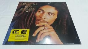 Lp Bob Marley - Legend - Remaster - 180g
