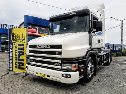 Imagem 1 de 9 de Scania 124 360  4x2 1998