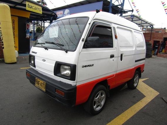 Chevrolet Super Carry Cargo