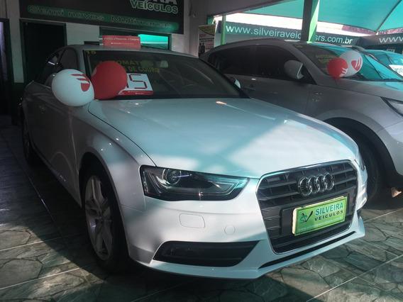 Audi A4 1.8 Tfsi Ambiente Gasolina 4p Multitronic