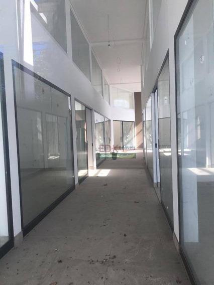 Sala Com Vista Para O Mar ,20 M² Por R$ 2.800/mês - Itaguá - Ubatuba/sp - Sa0351