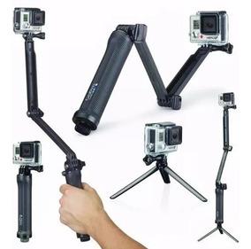 Bastao 3 Way 3 Formas Para Gopro Pau De Selfie