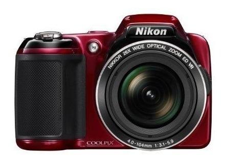 Câmera Nikon Coolpix L810 16.1 Mp
