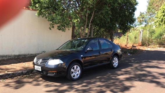 Volkswagen Bora 2.0 Total Flex 4p Manual