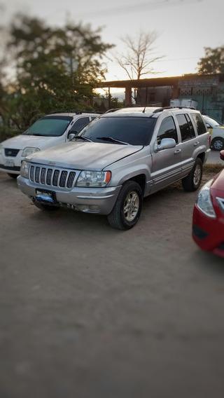 Jeep Grand Cherokee Limited V8 4x4 At 1999
