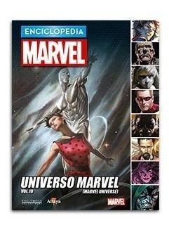 Comic Enciclopedia Marvel # 94 Universo Marvel Vol. 19