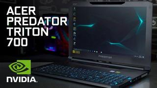 Acer Predator Triton 700 Gaming Laptop, Intel Core I7