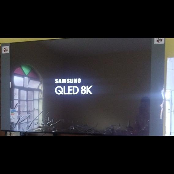 Smart Tv Samsung Q900r Qled 8k Seminova Minas Gerais