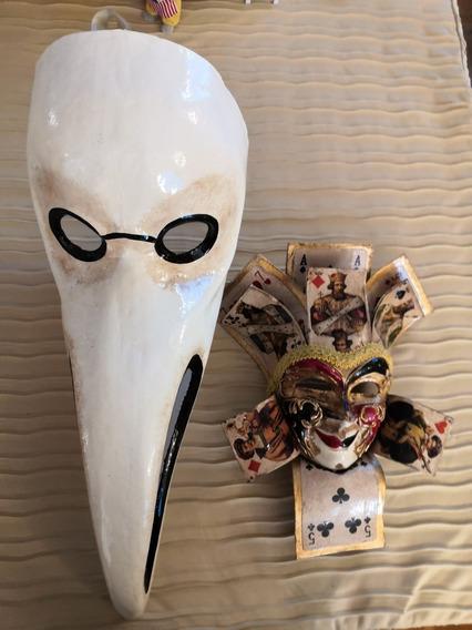 Máscara Médico Peste Negra O Bubónica