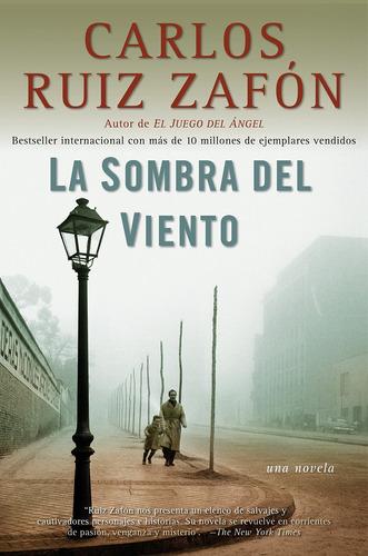 Libro La Sombra Del Viento / Carlos Ruiz Zafón
