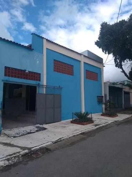 Galpão Para Alugar, 170 M² Por R$ 4.500/mês - Campo Grande - Rio De Janeiro/rj - Ga0025