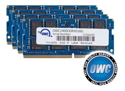 Memoria Ram Owc Ddr4 2400mhz 8gb iMac 2017 - Irbit