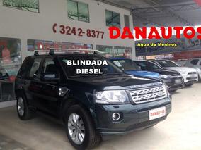 Freelander 2 2.2 Se Sd4 Turbo Automática Diesel 2013