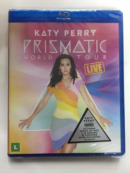 Blu-ray: Katy Perry - The Prismatic Word Tour Live
