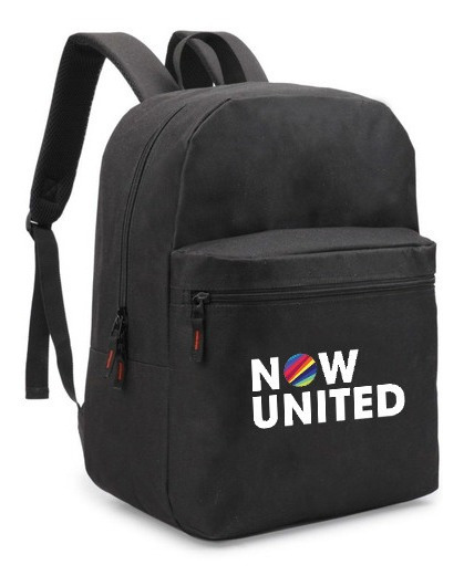 Mochila Now United Bolsa Material Escolar