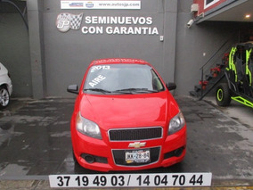Chevrolet Aveo 2013 1.6 Ls Mt