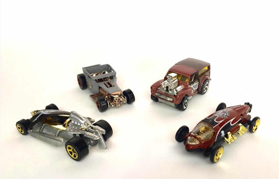 Carritos Hot Wheels Piratas Escala 1:64