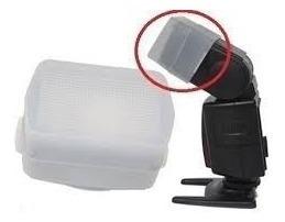 Difusor Bounce Flash Canon 580ex Yn560 Yn565 Yn568 Jy680a
