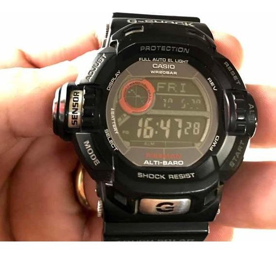 Casio Riseman G-shock 9200