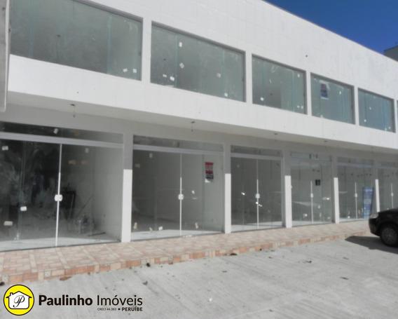 Loja Para Locação No Centro Da Cidade De Peruíbe - Sl00051 - 2450024