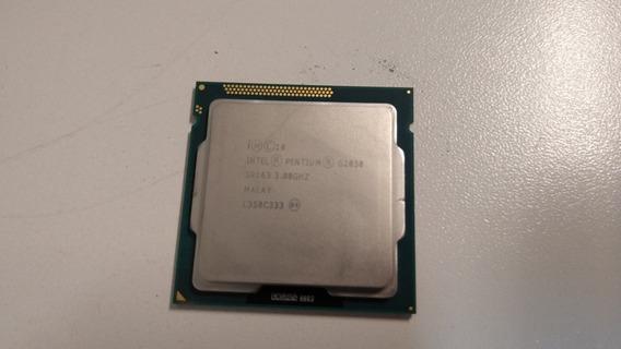 Processador Intel Pentium G2030 Com Cooler Original