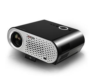 Proyector Mini Gp90 3200 Lumens Portatil Led Hd Hdmi Vga Usb