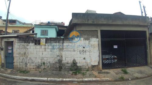 Imagem 1 de 4 de Casa Para Venda Em São Paulo, Jardim São Bento Novo, 4 Dormitórios, 3 Banheiros, 2 Vagas - Ct147_2-1153313