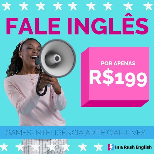 Imagem 1 de 3 de Curso On-line De Inglês