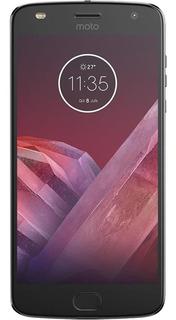 Motorola Moto Z2 Play 64gb Platinum Usado Excelente C/ Nf