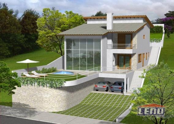 Sobrado Com 3 Dormitórios À Venda, 245 M² Por R$ 750.000,00 - Parque Residencial Itapeti - Mogi Das Cruzes/sp - So0463