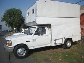 Camioneta Ford F-350 Seminueva