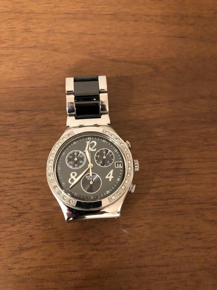Relógio Feminino Swatch - Dreamnight - Usado