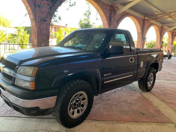 Chevrolet Cheyenne 2003 4x4