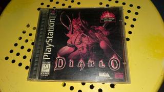 Video Juego Diablo Playstation Edition Black Label Con Envío