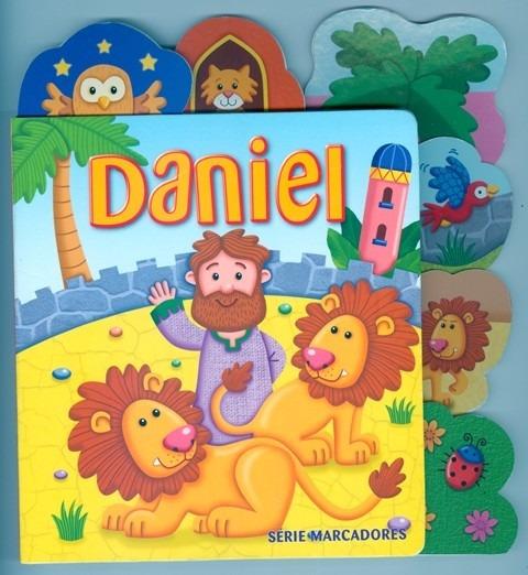 Livro Infantil - Daniel - Série Marcadores